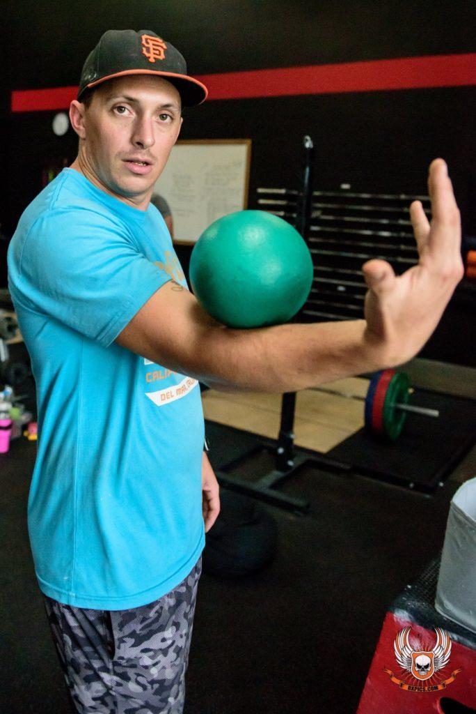 Gary Dimitt at CrossFit Roseville
