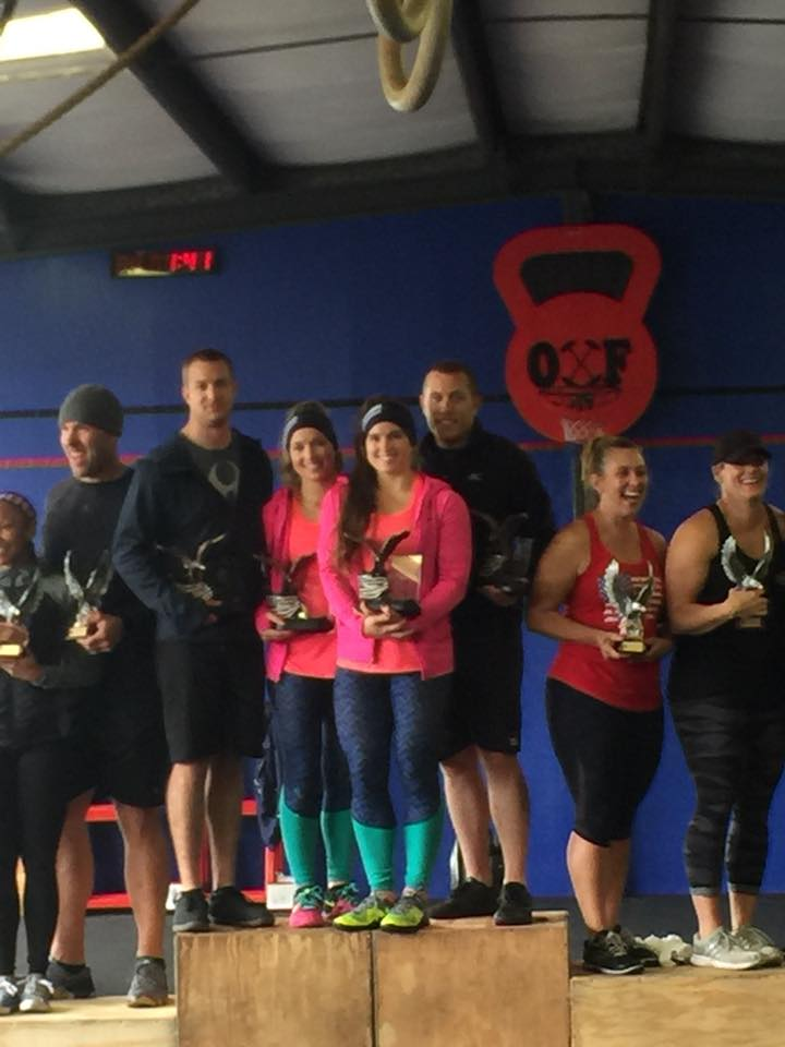 Barbells and Badges Competition 2017 CrossFit Roseville Athletes