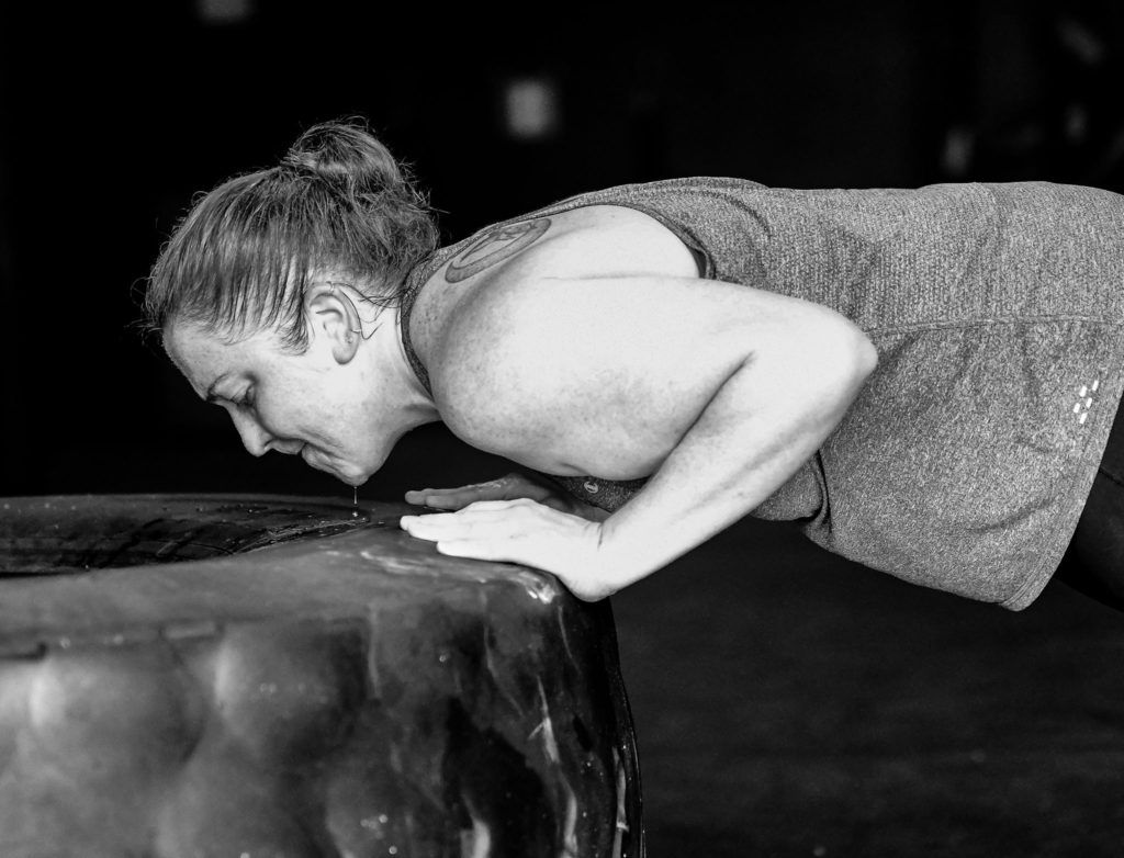 Mary Black at CrossFit Roseville