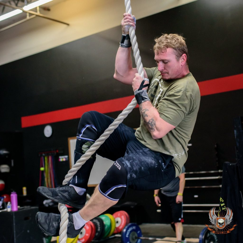 Donald Stipp at CrossFit Roseville