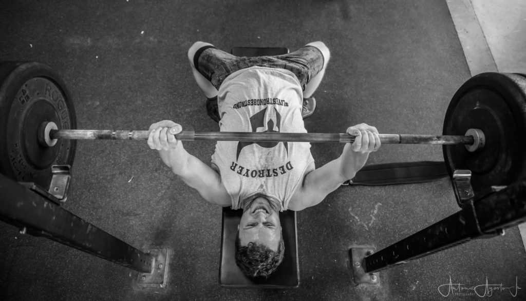 Josh Kyser at CrossFit Roseville