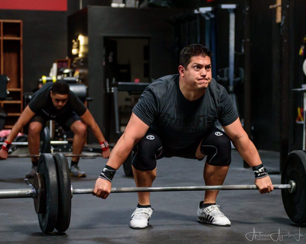 Ray Tadena at CrossFit Roseville