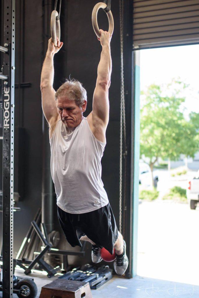 Steve Horvath at CrossFit Roseville