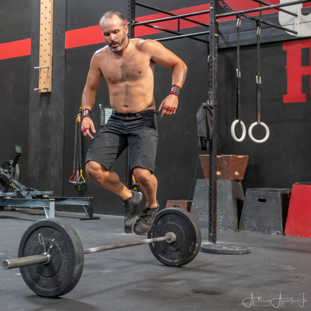 Aaron Armstrong at CrossFit Roseville