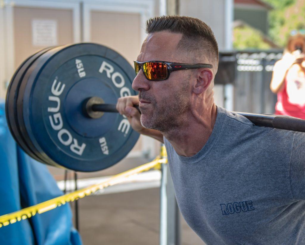 Sam Allen at CrossFit Roseville