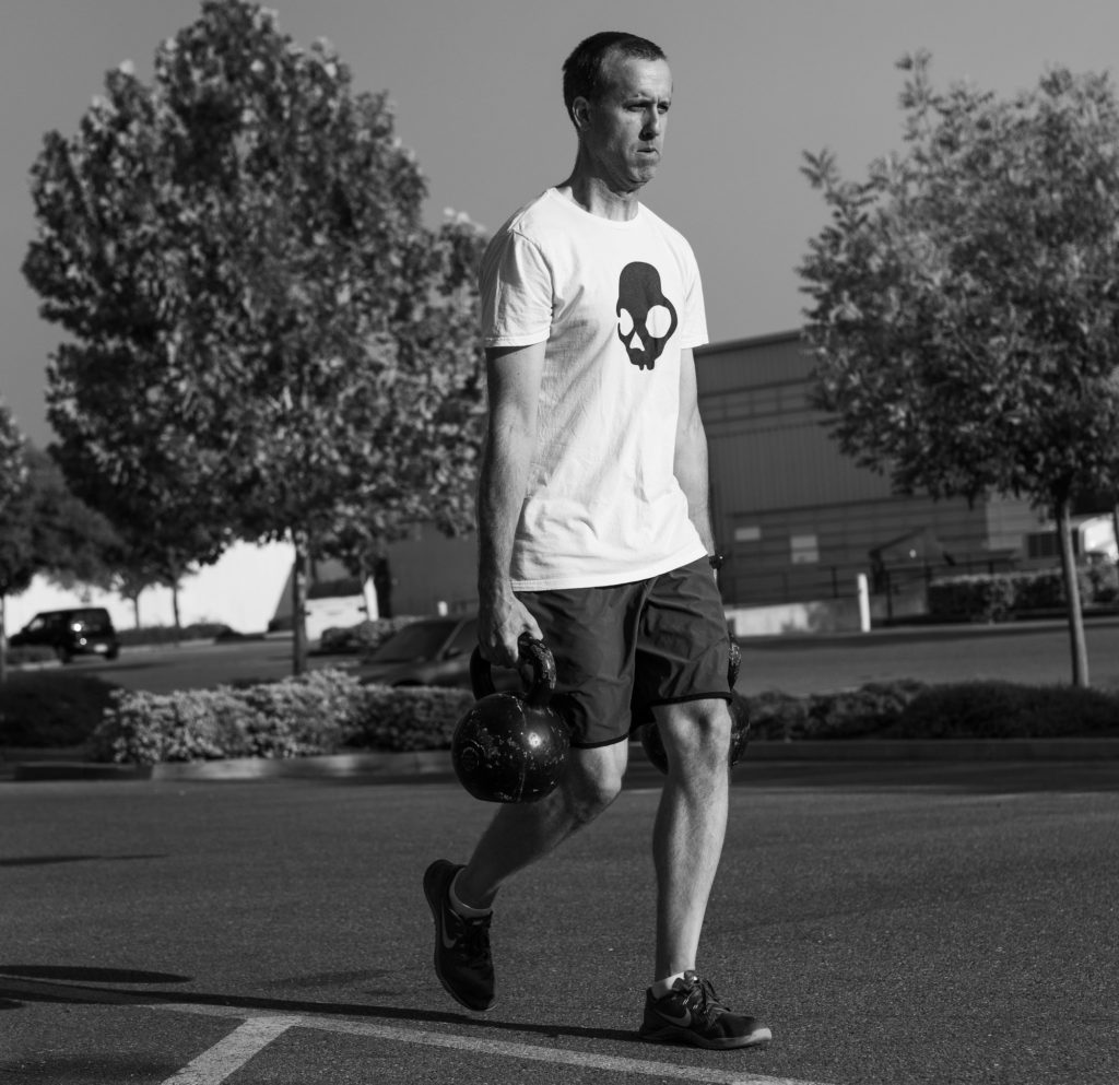 Curtis LeBeau at CrossFit Roseville