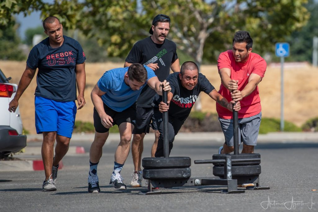 Lose Weight Get Toned CrossFit Roseville