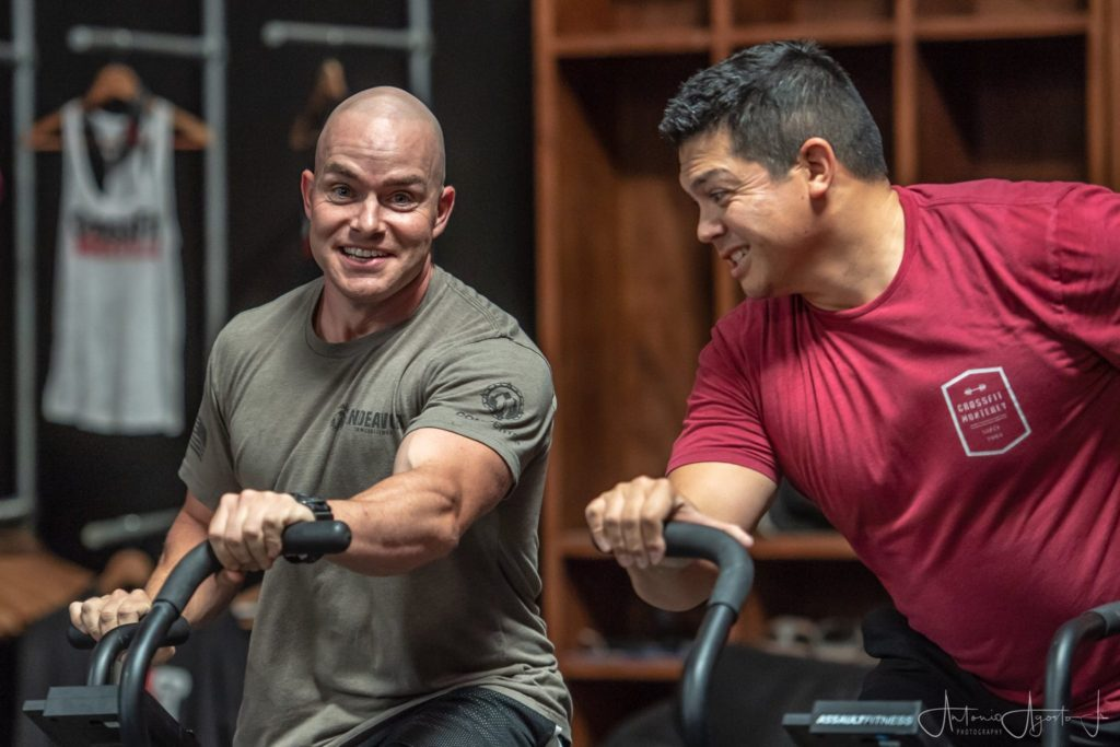 Shep & Ray at CrossFit Roseville