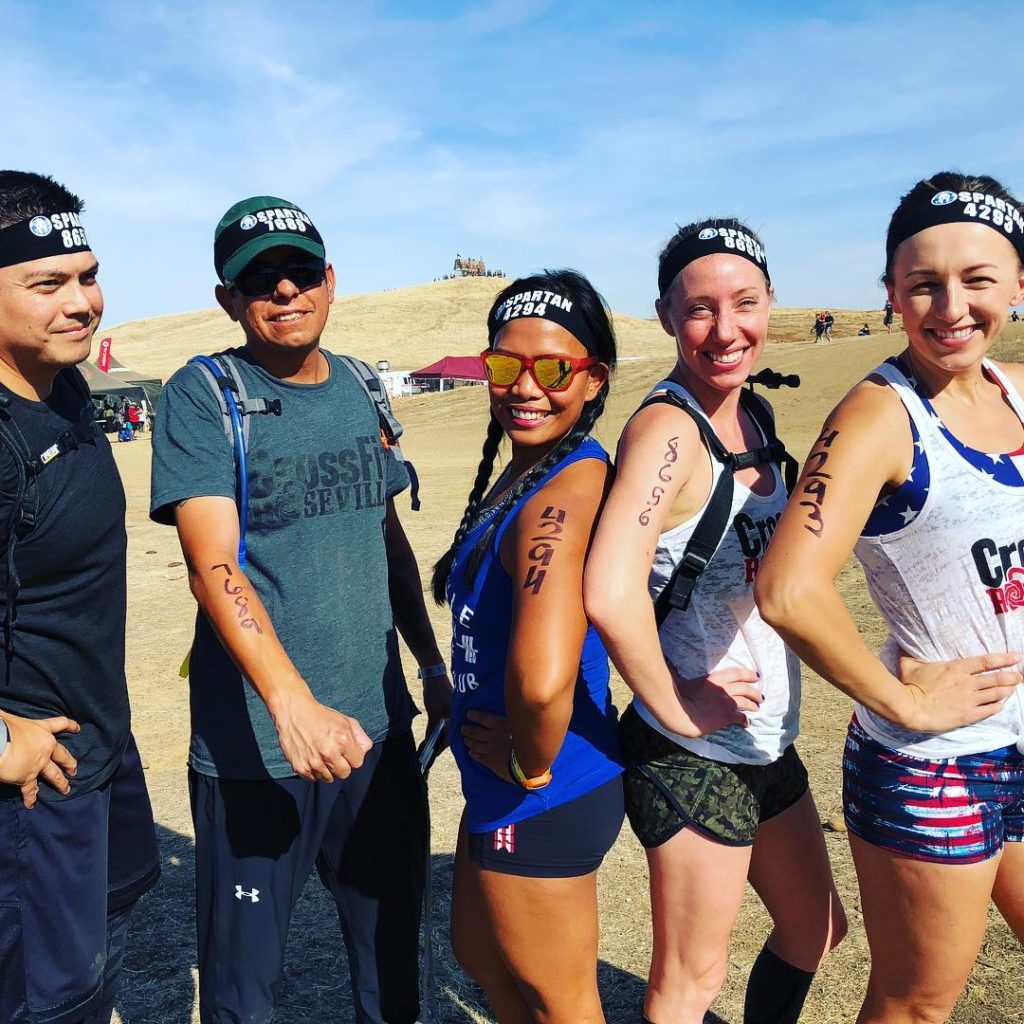 CrossFit Roseville Spartan Race Training
