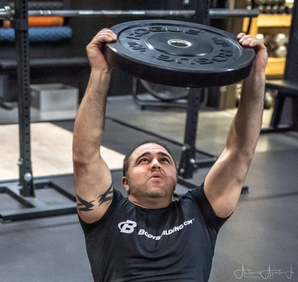 Nate Cleaver at CrossFit Roseville