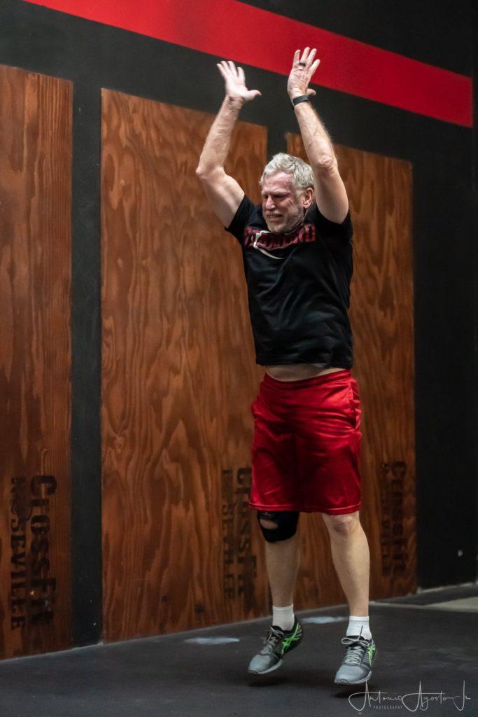 Phil Stevenson at CrossFit Roseville