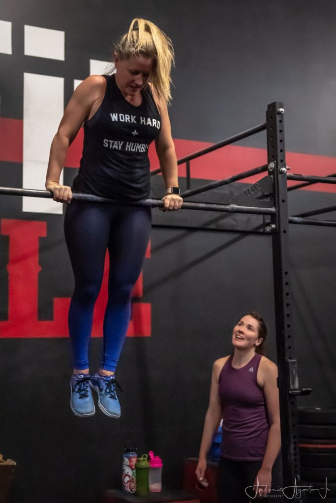 January 2019 Weight Loss and Group Fitness Classes at CrossFit Roseville