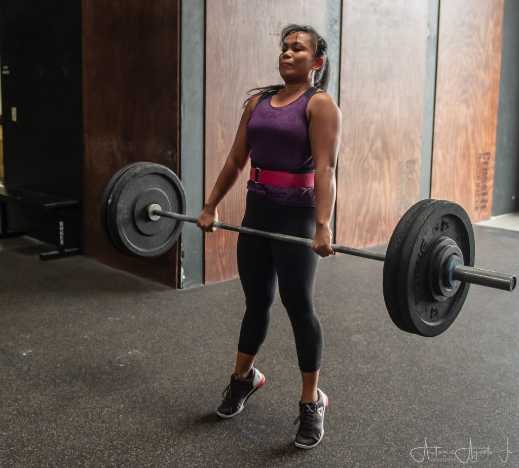 CrossFit HIIT Workout Roseville CA