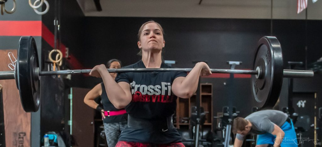 Group Fitness Class Lose Weight CrossFit Roseville