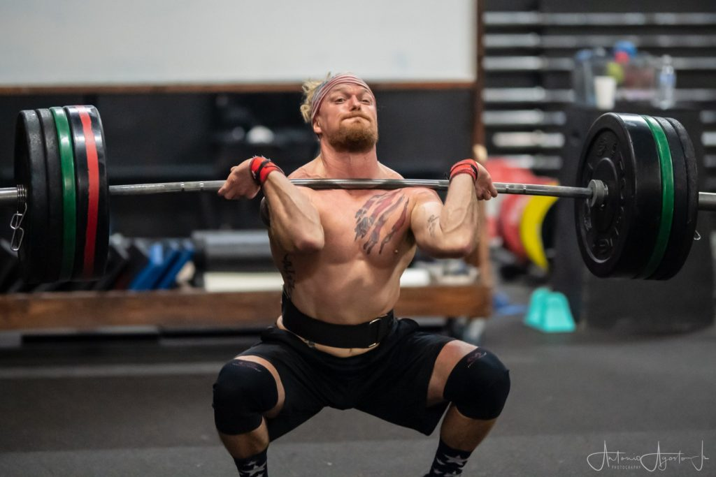 Group Functional Fitness CrossFit Roseville Spartan Race Training