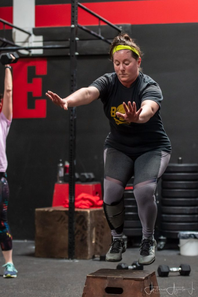 CrossFit Group Functional Fitness Classes Roseville CA