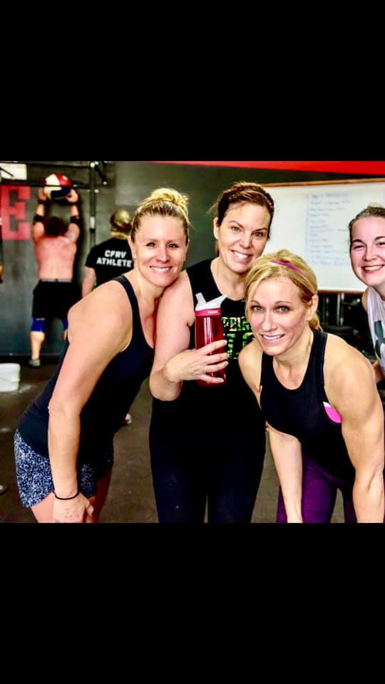 Wod With Friends at CrossFit Roseville