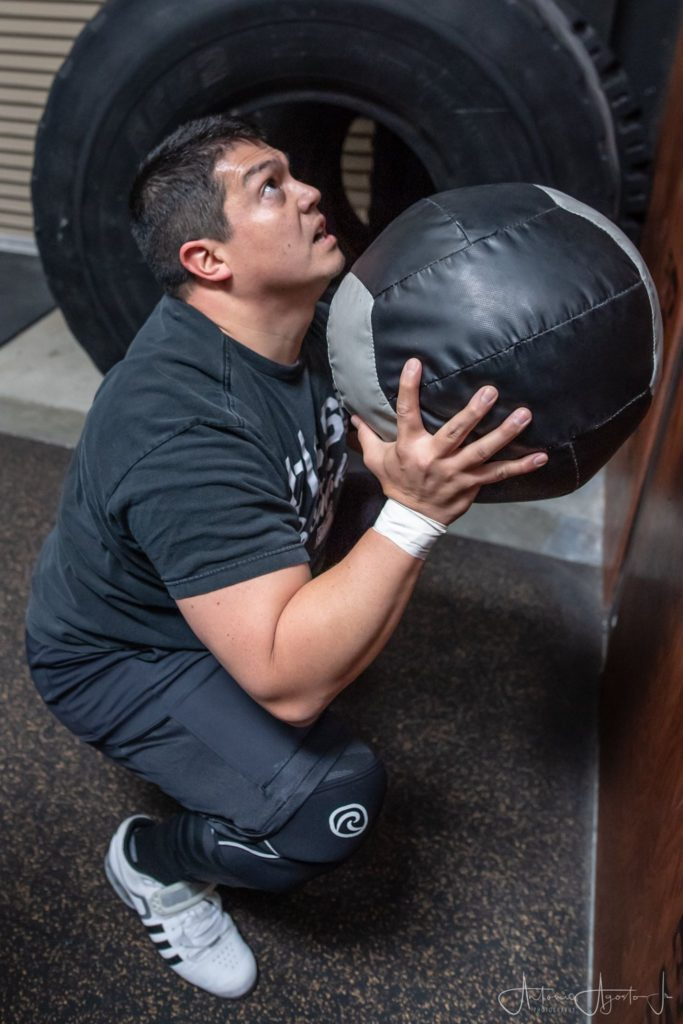 CrossFit Fitness for a Healthy Life in and out of the gym