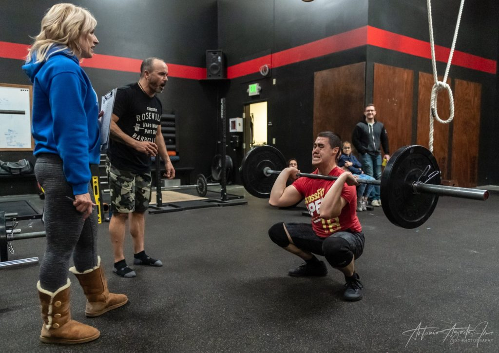 Lose weight, build muscle, look & feel great at CrossFit Roseville