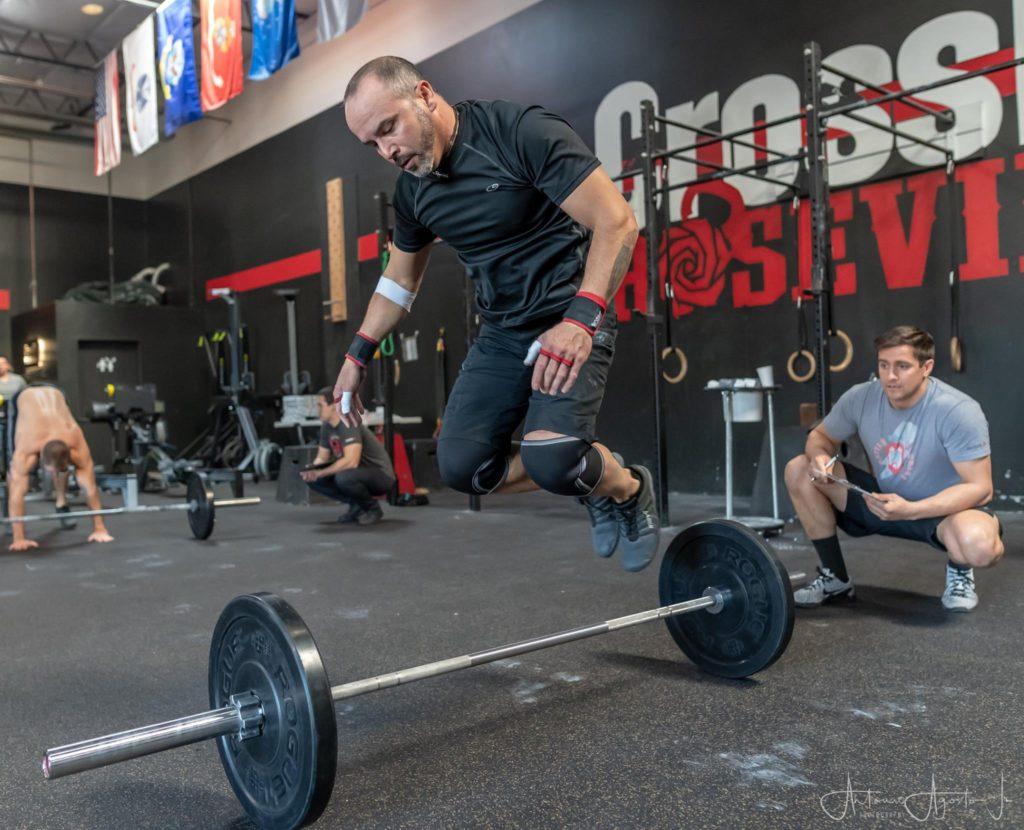 Work Hard Get Fit at CrossFit Roseville