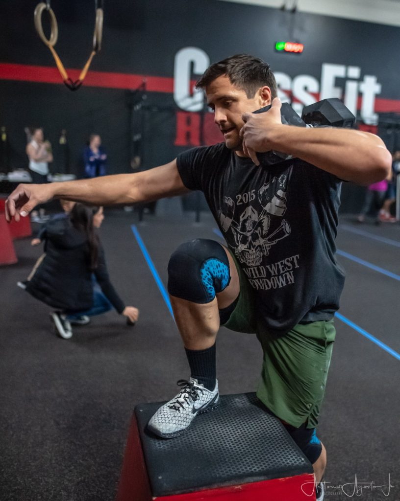 CrossFit Roseville Fitness Facility