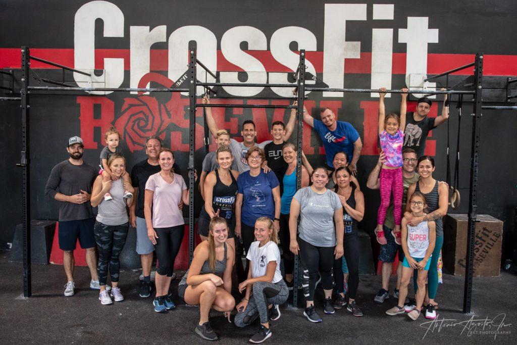 CrossFit Roseville Group Fitness