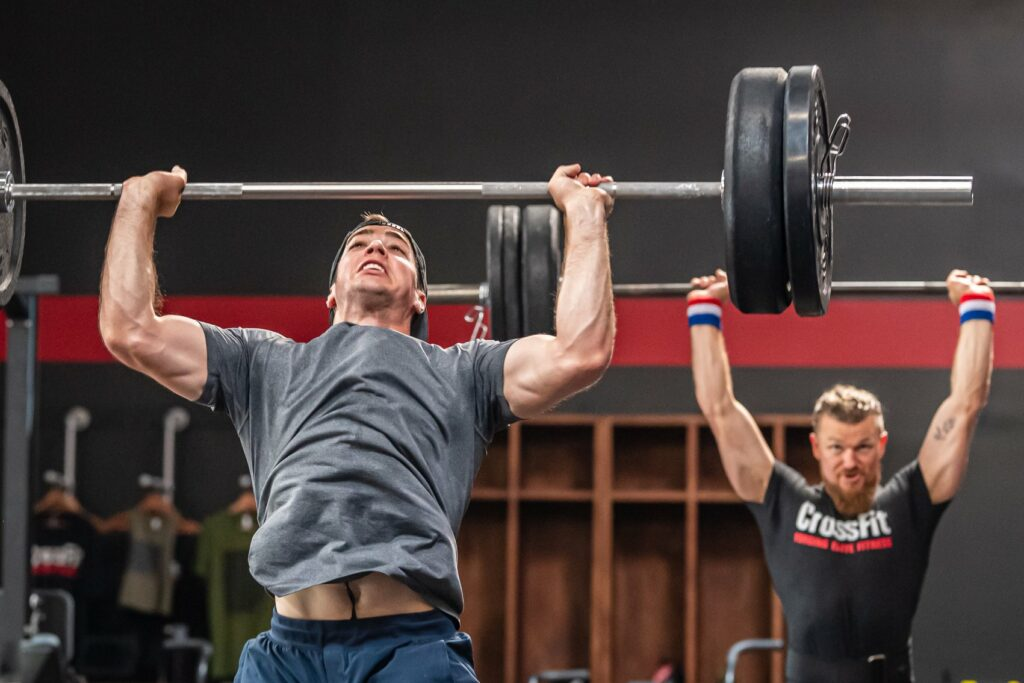 CrossFit Roseville Lose Weight, Build Muscle, Feel Great!