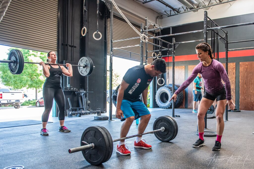 CrossFit Fitness to Fix Health