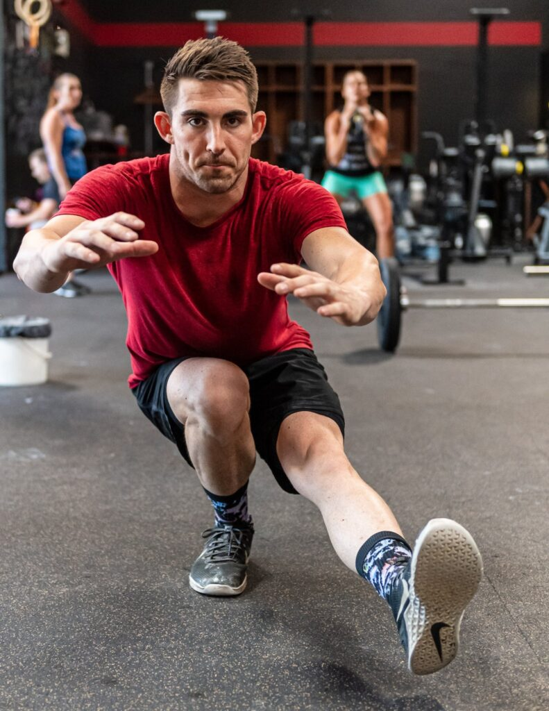 CrossFit Roseville For Obstacle Course Race Training
